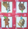 1110 Party Animals Hunde Serviette