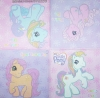 1173 My little Pony Serviette