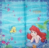 1202 Disney Princess Arielle Serviette