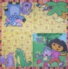 1217 Dora the Explorer Serviette