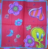 1237 Looney Tunes Tweety Serviette