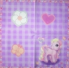 1290 My little Pony Serviette