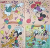 1314 Mickey und Minnie Birthday Serviette