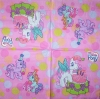 1321 My little Pony Serviette