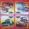 1332 Disney Pixar Cars Serviette