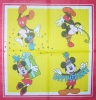 1385 Mickey und Minnie Birthday Serviette
