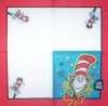 1401 The Cat in the Hat Katzen Serviette