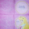 1569 Disney Princess Serviette