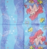1581 Disney Princess Arielle Serviette