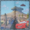 1597 Disney Pixar Cars Serviette