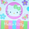 1601 Hello Kitty Serviette