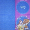 1613 Disney Princess Beauty & Beast Belle Serviette
