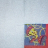 1652 Looney Tunes Tweety Serviette