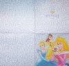 1717 Disney Princess Serviette