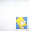 1734 The Simpsons Serviette