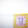 1755 Minnie Maus Baby Serviette