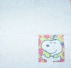 1790 Snoopy Serviette