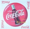 2009 Coca Cola Serviette