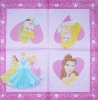 2021 Disney Princess Serviette