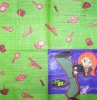 2132 Kim Possible Serviette
