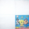 2138 Looney Tunes Baby Serviette