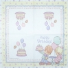 2194 Precious Moments Birthday Serviette