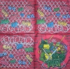 2403 Teenage Mutant Ninja Turtels Serviette