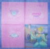 2430 Disney Princess Cinderella Serviette