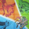 2447 Pokemon Serviette
