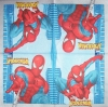 2467 Spiderman Serviette