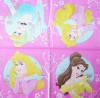 2477 Disney Princess Serviette