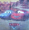 2498 Disney Pixar Cars Serviette