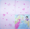 2514 Disney Princess Serviette