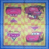 2558 Disney Pixar Cars Serviette