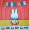 2618 Miffy Serviette