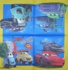 2730 Disney Pixar Cars Serviette