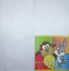 2827 Baby Looney Tunes Serviette