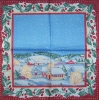 2880 Winter Landscape Serviette