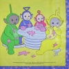 3175 Teletubbies Serviette