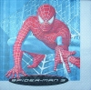 3265 Spiderman Serviette