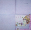 3713 Fancy Nancy Girl Serviette