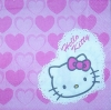 3856 Hello Kitty Serviette