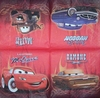 3959 Disney Pixar Cars Serviette