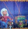4001 Monsters vs Aliens Serviette