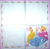 4092 Disney Princess Serviette