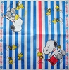 4182 Snoopy Serviette