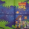 4221 Toy Story Serviette