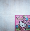 4229 Hello Kitty Serviette