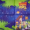 4263 Toy Story Serviette