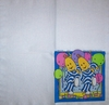 4277 Bananas in Pyjamas Serviette